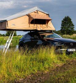 Mazda zachęca do podróżowania po Polsce w stylu slow