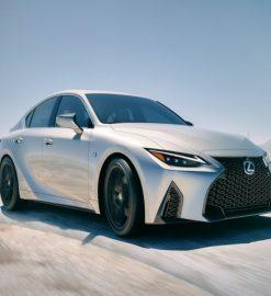 Lexus publikuje tajemnicze zdjęcie z symbolem F Sport. Zapowiedź nowego modelu?